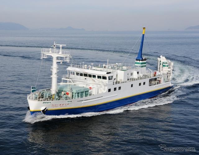 ปรับปรุงเรือข้ามฟากเรือข้ามฟาก ribbing หรือ