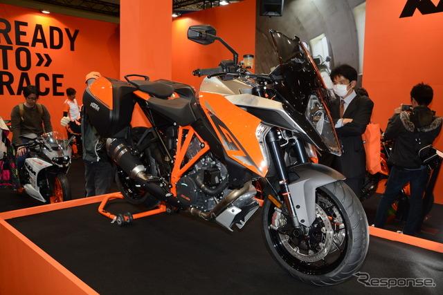 1290 of KTM SUPER DUKE GT (Tokyo motorcycle show 16)