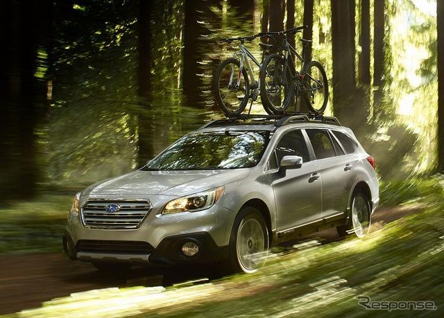 Subaru Outback for North America
