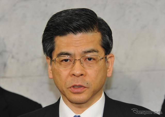 Minister Keiichi Ishii (8-Nagata-Cho)