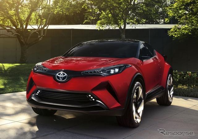 Konsep Toyota C-HR