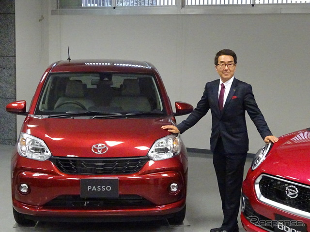 Daihatsu Ueda Group Senior Executive Officer