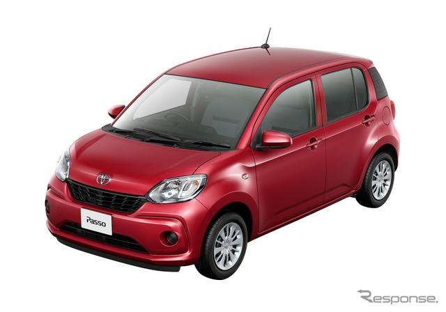 New Toyota Passo