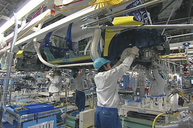 Daihatsu Motor Kyushu's Oita No. 2 plant (image)