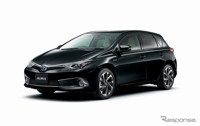 Toyota Auris Hybrid G Package