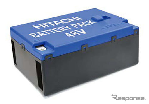 Mild for HEV lithium-ion battery pack