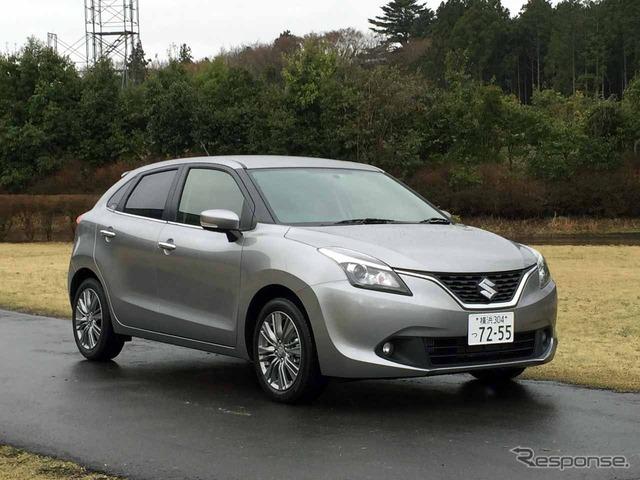 """Set car Suzuki Baleno 1.0 L Turbo """"XT"""""""