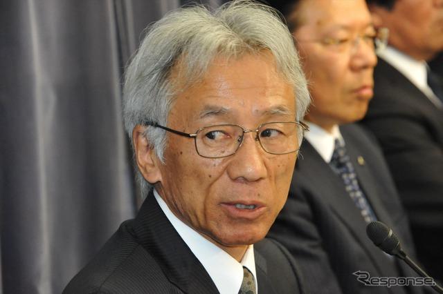 Mitsubishi Motors Nakao Tero Vice President
