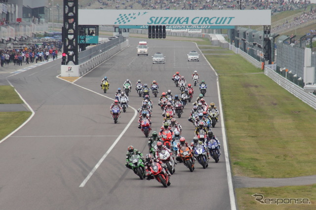 Weekend's Suzuka 2 & JSB1000 opener will be held in the four races