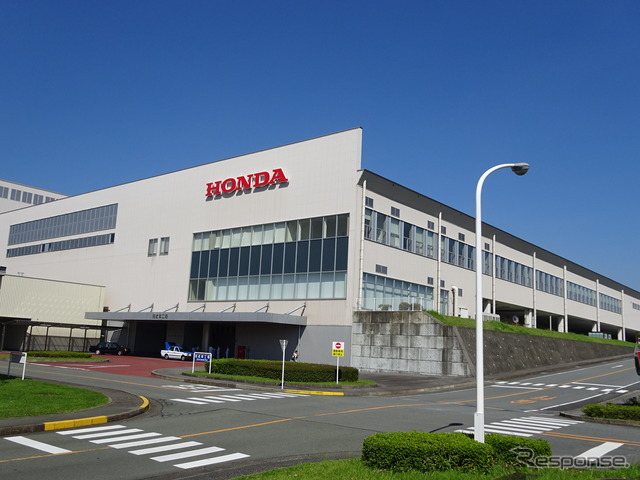 Honda's Kumamoto Factory