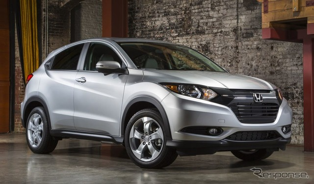 Honda Vezel, which the Acura CDX appears to be based on