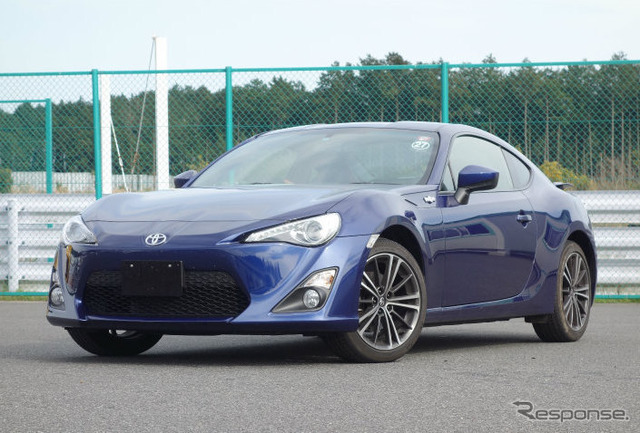 Toyota 86 GT limited