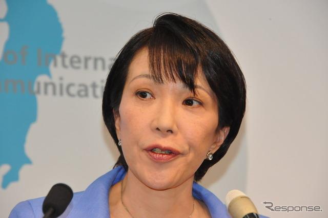Takaichi SANAE Minister