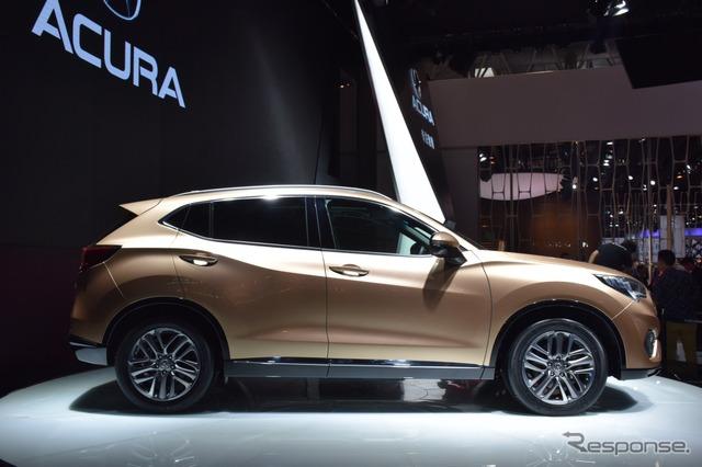 Acura CDX (2016 Beijing Motor Show)