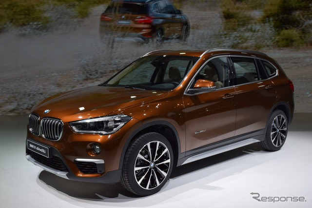 New BMW x 1 long wheelbase (Beijing motor show 16)
