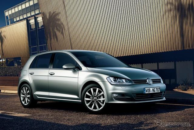 VW กอล์ฟ