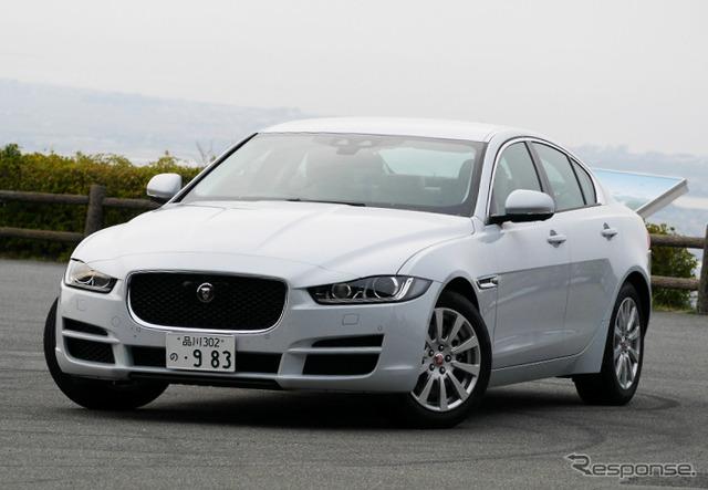 "Jaguar XE diesel ""pure"""