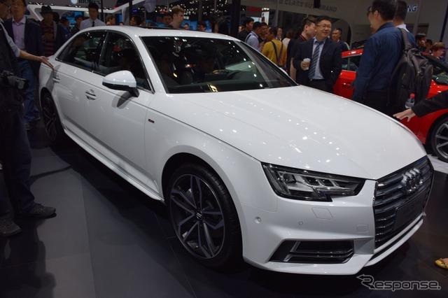 Audi A4L (ปักกิ่งมอเตอร์โชว์ 16)