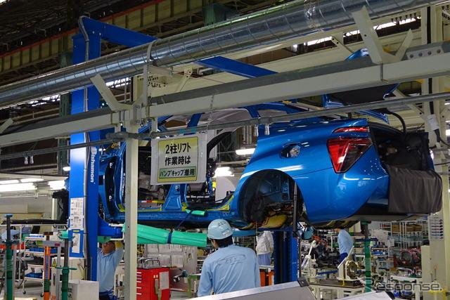 Toyota's Motomachi