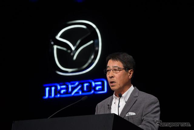 Mazda Shepherd, m. President (images)