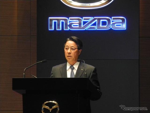 Shepherd, m. President of Mazda