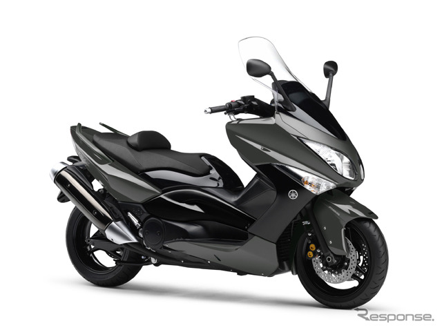 Yamaha TMAX European specifications