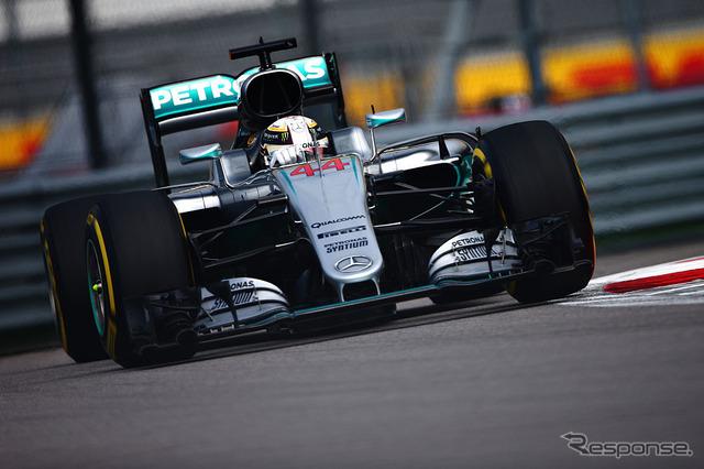 2016 Russia F1 Grand Prix--free practice