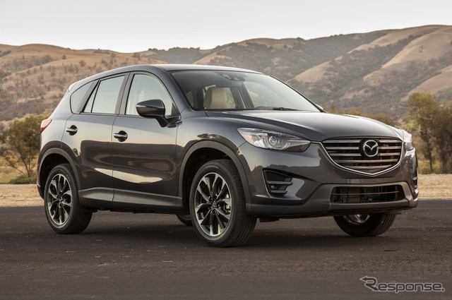 Mazda CX-5 for North America
