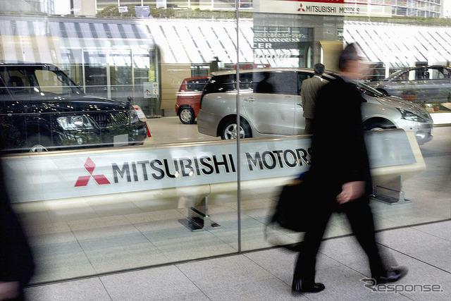 Mitsubishi Motors (image)