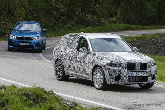 BMW X3 M scoop