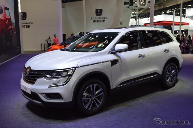 Renault koleos (Beijing motor show 16)