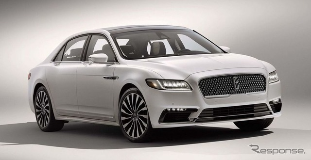 New model Lincoln Continental