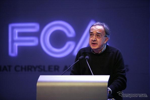 Fiat's Sergio Marchionne CEO (images)