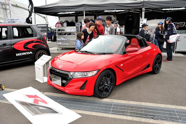 Honda S660 RA Concept