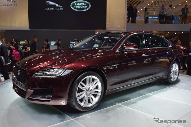 Jaguar XFL (Beijing motor show 16)