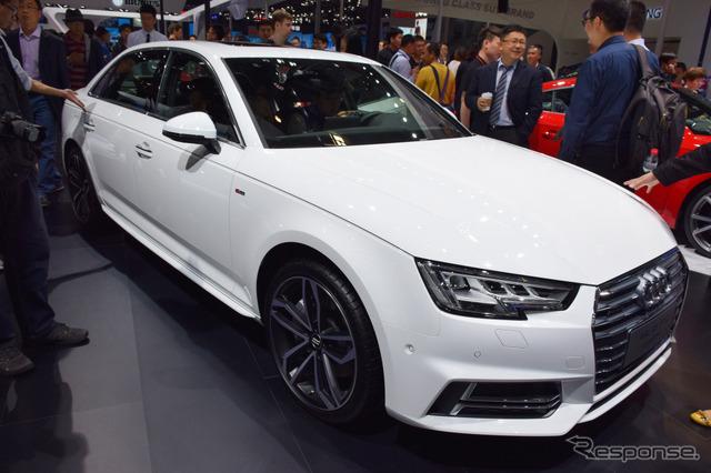 Audi A4L (Beijing motor show 16)