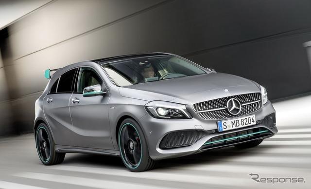 New Mercedes-Benz A class