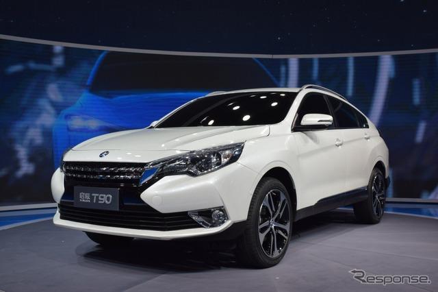 Nissan Venucia T90 at 2016 Beijing Motor Show