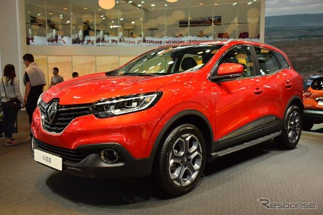 Renault Qajar (Beijing motor show 16)