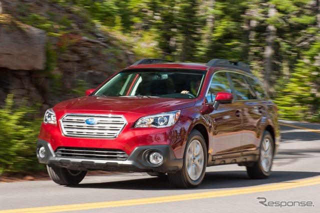 Subaru Outback for North America