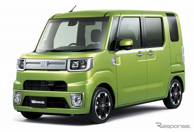 Daihatsu Wake G Turbo Leisure Edition SAII