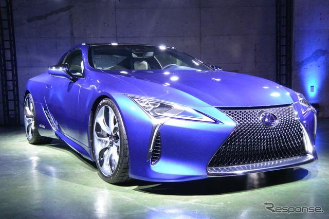 Lexus LC Japan wedding Association
