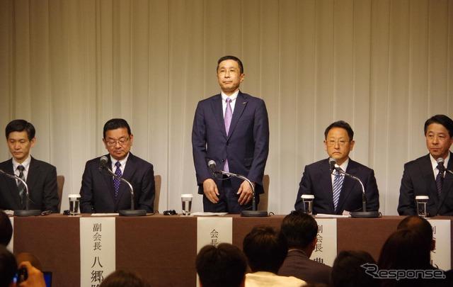 Japan Automobile Manufacturers Association Conference (19)