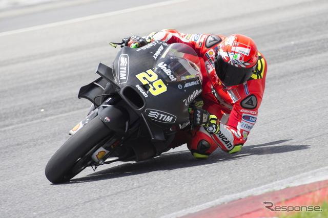 Andrea Iannone (Ducati)