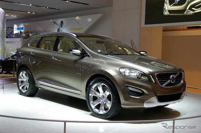 [Detroit Motor Show 07] photo collection... Volvo XC60 concept II