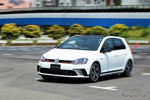VW Golf GTI club sports