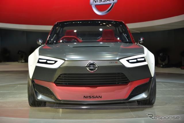 IDx NISMO Nissan (Tokyo Motor Show 13)