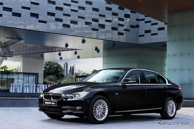 New BMW 3 Series Sedan long wheelbase specifications