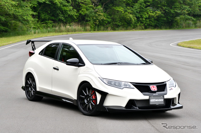 Honda Mugen civic type R