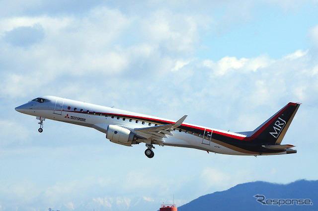 MRJ (Mitsubishi Regional Jet)